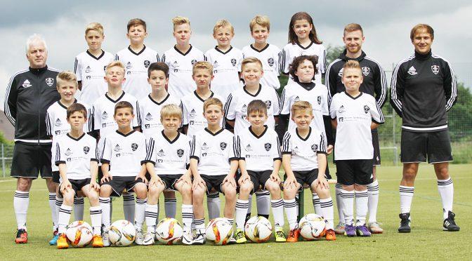 MG Soccer School Saarland CUP 2016
