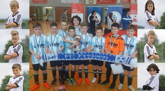 SG FC Freisen ist U11 Saarlandmeister!
